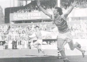 John Kelly scores at Preston