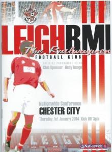 Leigh RMI 2 Chester 6