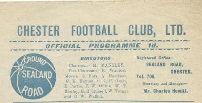 Ground name 1932